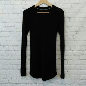 Lululemon Sit in Lotus Sweater Black 2